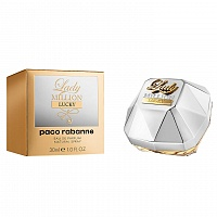 Женская парфюмерия Paco Rabanne Lady Million Lucky(Пако Рабан Леди Миллион Лаки) от интернет-магазина aromaniya.ru