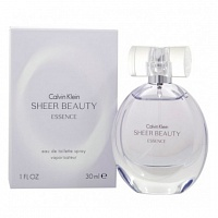Женская парфюмерия Calvin Klein Beauty Sheer Essence (Кельвин Кляйн Бьюти Шер Эссенс) от интернет-магазина aromaniya.ru