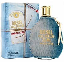 Женская парфюмерия Diesel Fuel for Life Denim Collection Femme (Дизель Фуел фо Лайф Деним Коллекшн Фам) от интернет-магазина aromaniya.ru