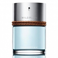 Мужская парфюмерия Banana Republic WildBlue (Банан Репаблик ВайлдБлю) от интернет-магазина aromaniya.ru
