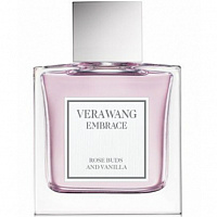 Женская парфюмерия Vera Wang Embrace Rose Buds and Vanilla (Вера Ванг Эмбрейс Роуз Будс энд Ваниль) от интернет-магазина aromaniya.ru