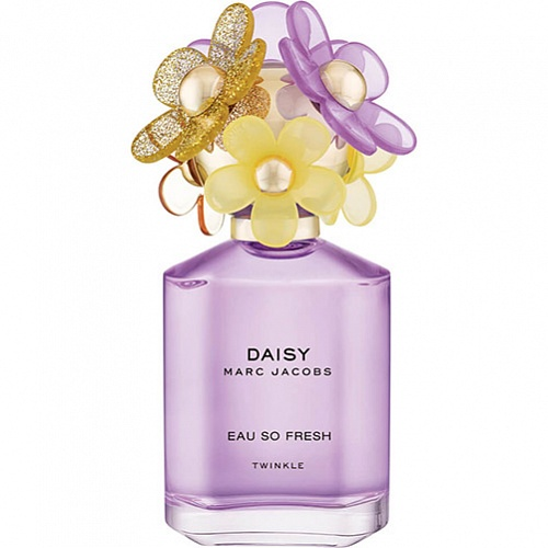 Женская парфюмерия Marc Jacobs Daisy Eau So Fresh Twinkle от интернет-магазина aromaniya.ru